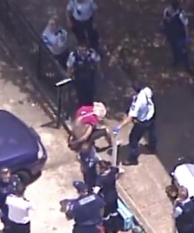 Two Men Injured After Reports Of A Stabbing In Western Sydney