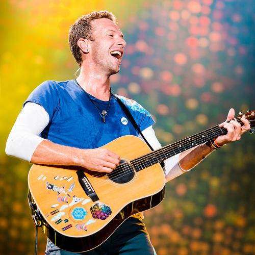 Chris Martin Talks About Whether He Would Ever Leave Coldplay