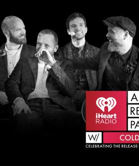 Coldplay's iHeartRadio Album Release Party: How to Stream