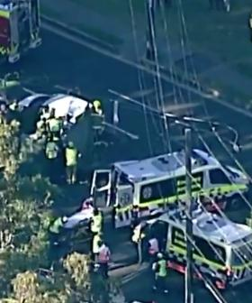 Woman Dead In Three-Car Eastwood Crash