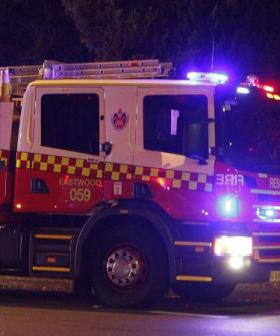 $10 Million Mansion Destroyed In Fierce House Fire In Sydney's East