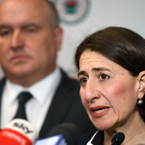 Gladys Berejiklian Reveals Why Vaccinated People Aren't Allowed Out Of Lockdown