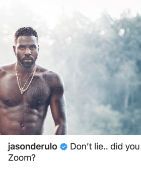 Jason Derulo Just Posted The World's Only Acceptable D Pic And We Can't Look Away