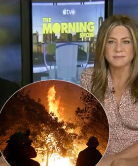 Jennifer Aniston And Reese Witherspoon Send NSW Message Of Support During Bushfires