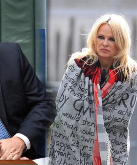 Pamela Anderson Reveals Her Conversation With ScoMo About Releasing Julian Assange