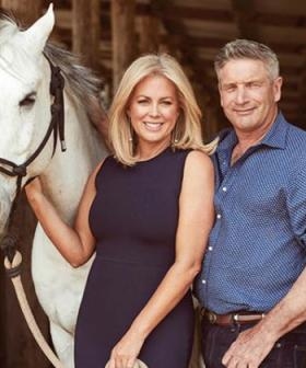 Samantha Armytage Goes Public With Partner Richard Lavender