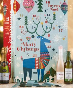 ALDI's Cult Fav Wine Advent Calendar Is Coming Back This Year!