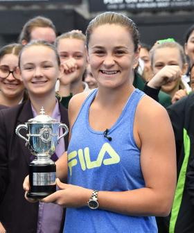 Ash Barty Hails Her Family's Love For Rise To World No.1