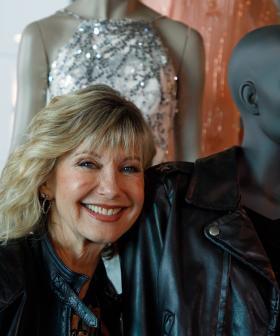 'Grease' Leather Jacket Regifted to Olivia Newton-John In Sweet Gesture