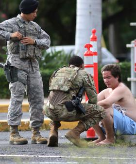 Sailor Shoots Dead Two At Pearl Harbour