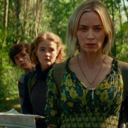Emily Blunt Returns In The First Terrifying Teaser For A Quiet Place Part 2