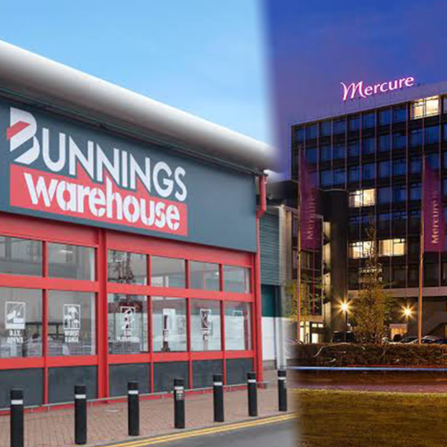 A Bunnings Warehouse With A Hotel Built In Is Coming To This Aussie City