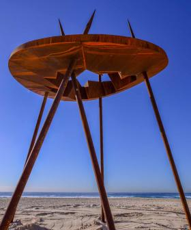 Liverpool Sculpture Walk is bringing Sculpture by the Sea to Western Sydney