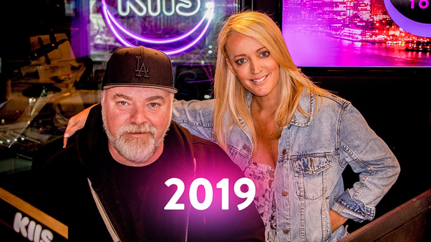 The year that was - here's some of the fun Kyle & Jackie O had in 2019!
