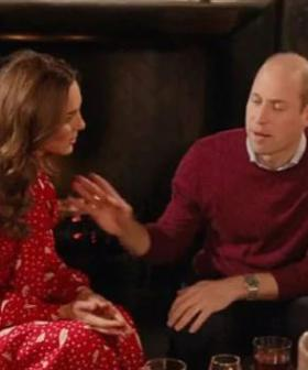 Kate and William's Very Awkward TV Moment