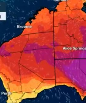 Australia On Track To Have The Country's Hottest Day EVER