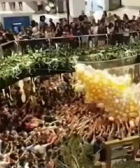 Several Crushed In Sydney Christmas Shopping Stunt