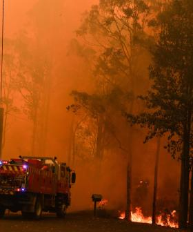 Heatwave Set To Elevate NSW's Fire Risk