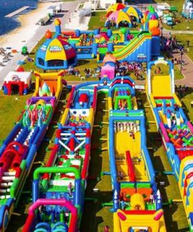 The World's Biggest Inflatable Theme Park Is Coming To Sydney