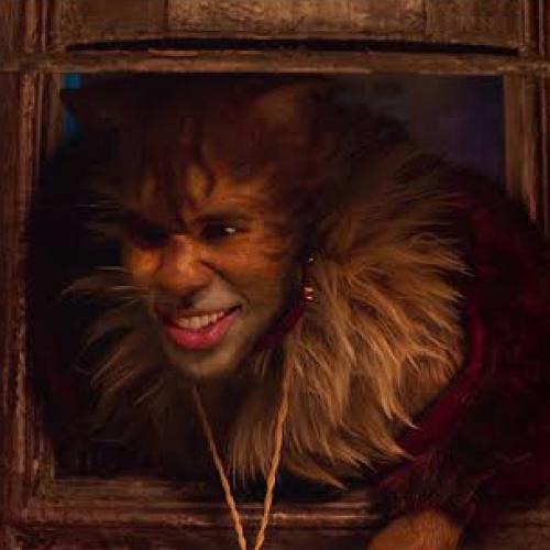 Jason Derulo Had To Go To Cat School For The 'Cats' Movie