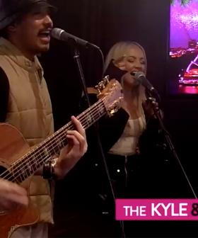 Samantha Jade Performs A Live Acoustic Version Of Bounce