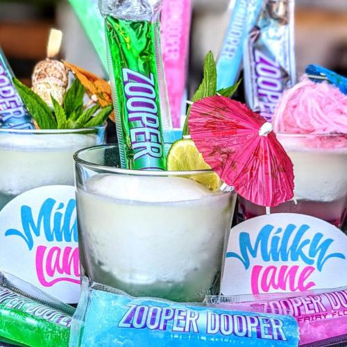 This Sydney Eatery Is Serving Up Zooper Dooper Cocktails
