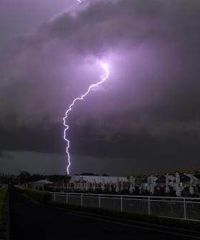 Debris Warning After NSW Thunderstorms