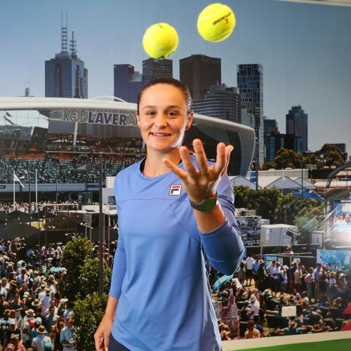 Ash Barty Becomes First Aussie Woman To Reach Australian Open Semi-Finals Since 1984