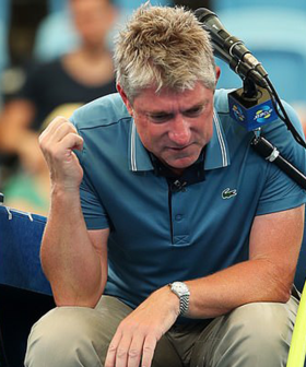 Australian Open Player Told Off By Umpire Following Bizarre Request To Ball-Girl