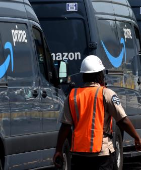Rapper Gets Job At Amazon To Post His Mixtape Stickers On Packages