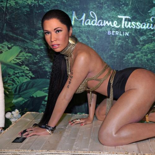 Nicki Minaj's New Wax Figure Looks Nothing Like Her, Says Fans