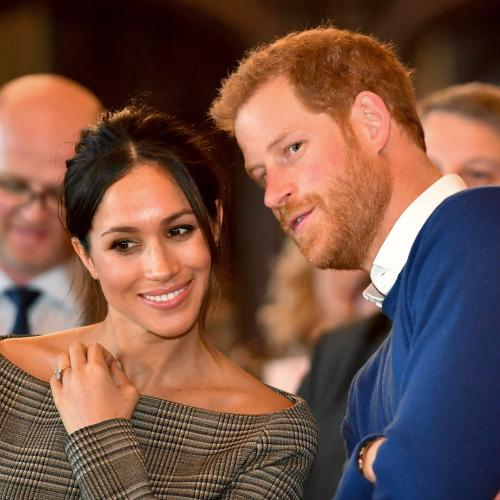 Harry & Meghan Kick Off The Week By Taking On The Tabloids Again With Scathing Letter