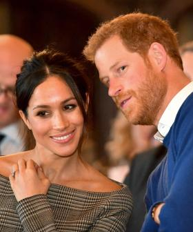 "Prince Harry And Meghan Markle's Shock Decision To ""Step Back"" From Royal Duties"