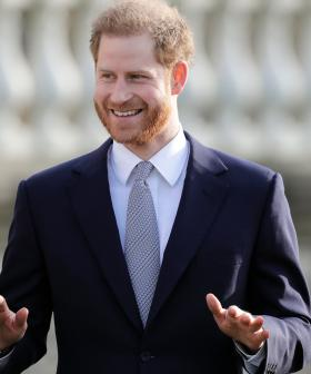 Prince Harry Attends First Official Public Engagement Since Royal Announcement