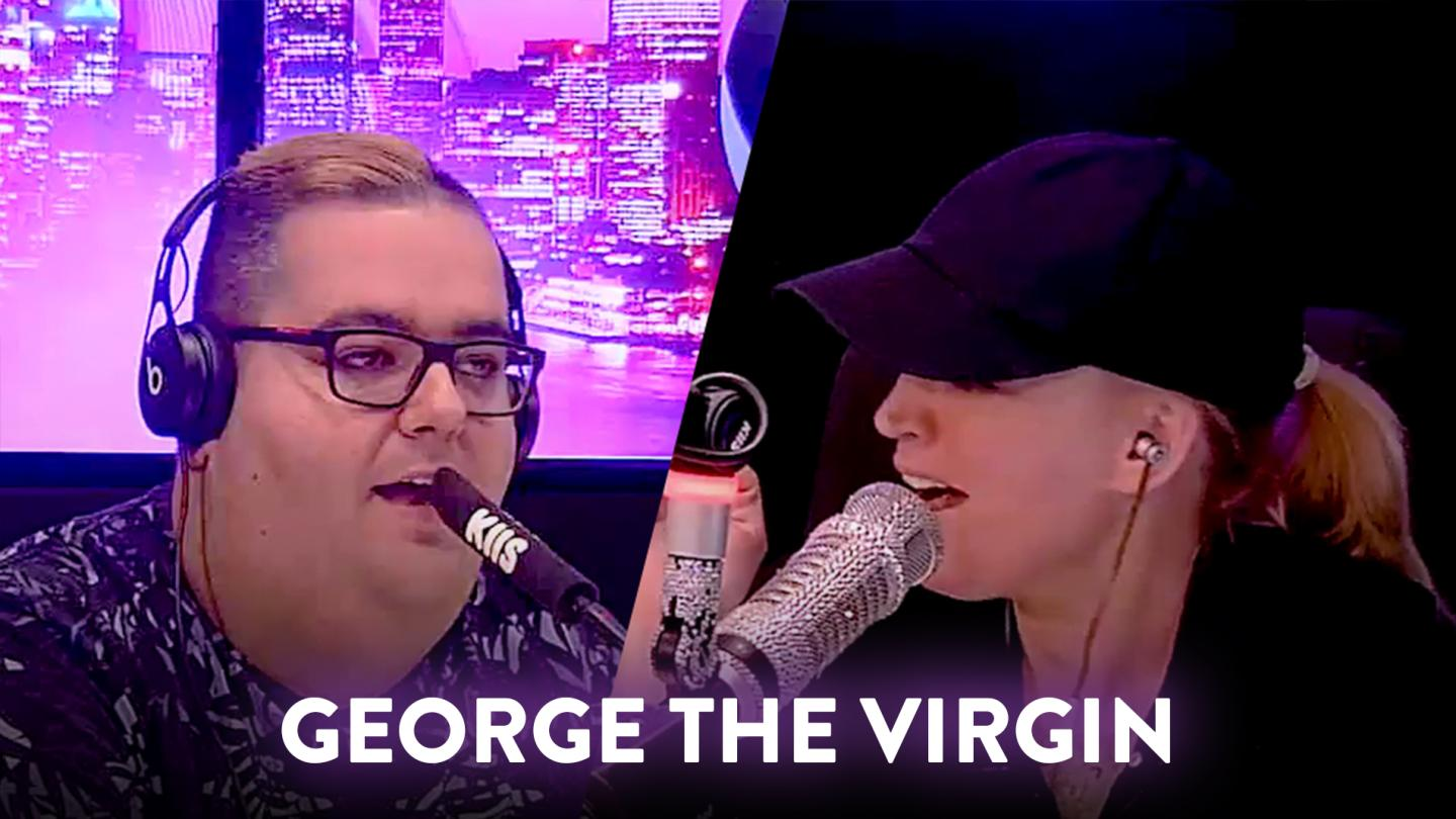 OUCH! The moment Jackie O was dissed by 'George the Virgin'