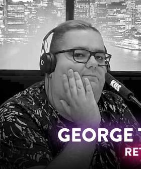 'George the Virgin' disses Jackie AGAIN!