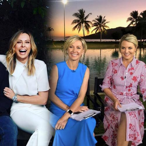 Allison Langdon Reveals The Messages Georgie And Deb Sent Her After Today Show Announcement