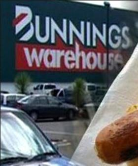 Bunnings Warehouse Ready To Roll Out The BBQ At Every Store This Week For Huge Bushfire Relief Fundraiser!