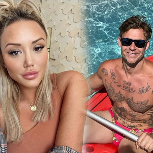 Ryan Gallagher Reveals He Was Chatting To Charlotte Crosby MONTHS Before I'm A Celeb