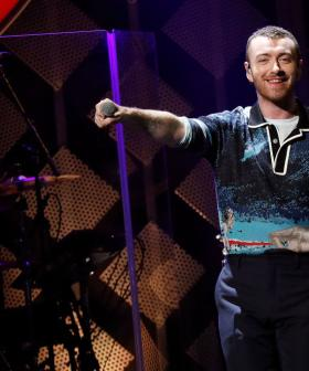 Sam Smith Shares Cheeky Nude Snap on Holidays
