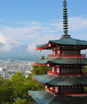 Japan Will Start Paying For Tourists To Come & Visit As Early As July So Start Packing That Suitcase