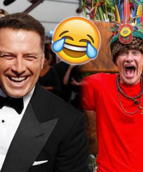 Karl Stefanovic Calls Richard Reid A 'Tosser' For Outing His Hair Plug Secret On IAC