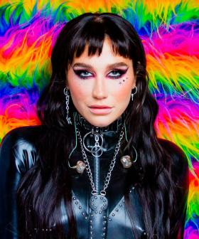 Kesha Stuns At iHeartRadio Album Release Party For 'High Road'