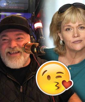 Samantha Markle And Kyle Kiss And Make Up…Literally