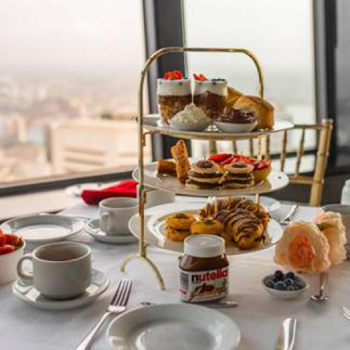 A Nutella High Tea Is Coming To Sydney Tower Eye For World Nutella Day