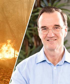 Evacuated Chaplain Serves Over 4,000 Meals To Fellow Bushfire Evacuees