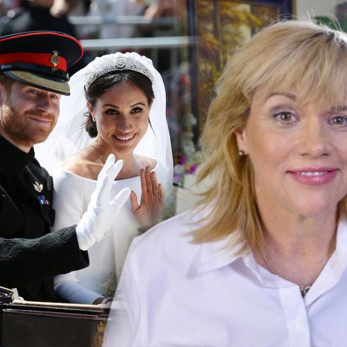 Samantha Markle Reveals The 'Sentimental' Wedding Gift She Bought For Meghan And Harry