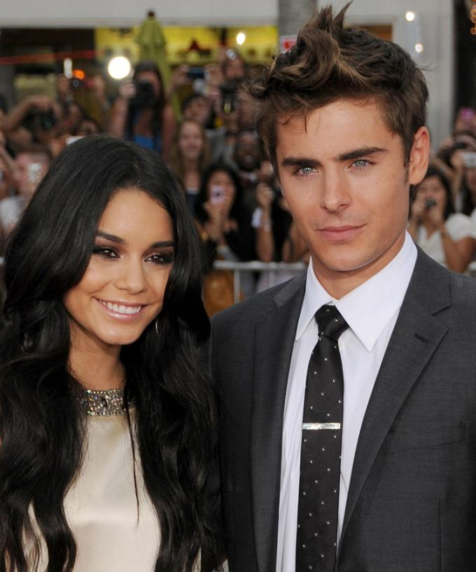 Is Zac Efron In Halloween 2020 Everyone's Already Dying For Vanessa Hudgens and Zac Efron To Get