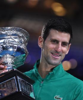 Novak Djokovic Disqualified From US Open
