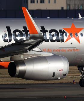 Jetstar Cancels Flights As Staff Strike Around The Country